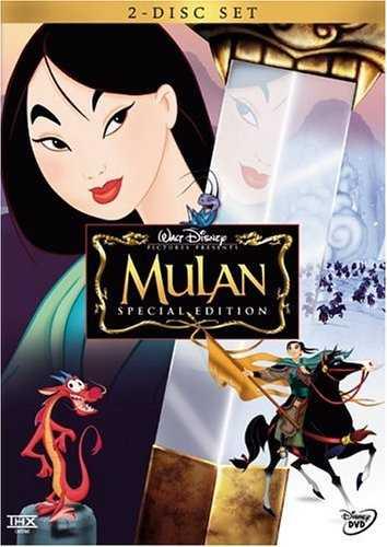 26. Mulan (1998)