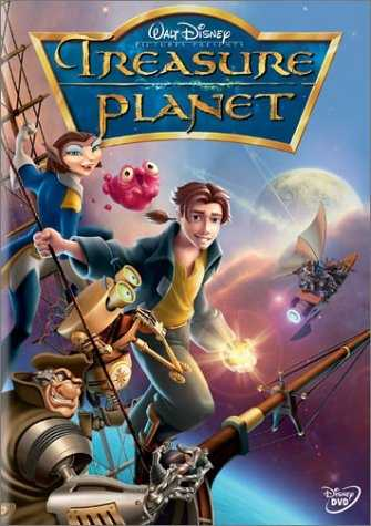 34. Treasure Planet (2002)