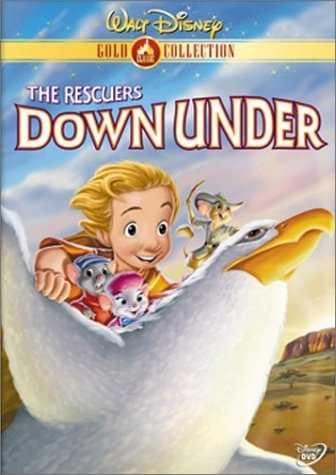 42. The Rescuers Down Under (1990)