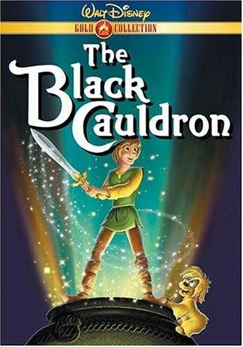 43. The Black Cauldron (1985)