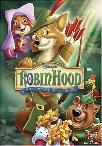 46. Robin Hood (1973)