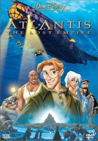 47. Atlantis - The Lost Empire (2001)