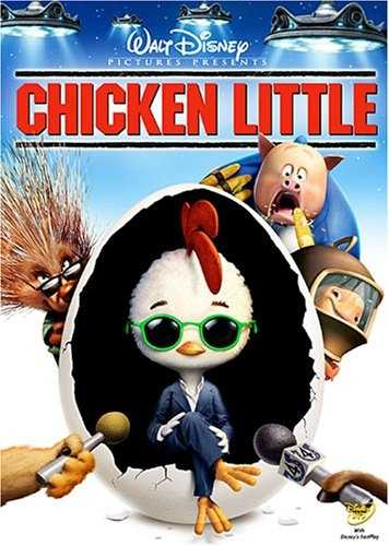 50. Chicken Little (2005)