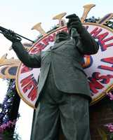 Universal Studios Orlando has four new floats in its 2013 Mardi Gras parade, which kicked off Saturday.