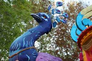 """The new floats celebrate """"Colorful Cultures Around the World."""" Take a look at pictures of each of the new floats."""