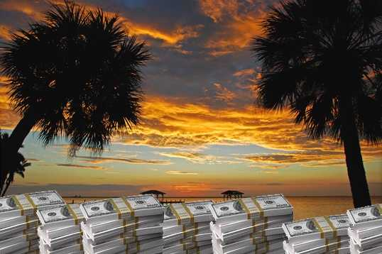 16. Titusville - residents and businesses have more than $1,278,713 in unclaimed funds.