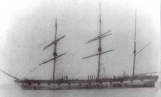 Lofthus, first known as Cashmere, was launched on October 5, 1868.  The vessel was intended to travel the waters of the globe in order to make money for her owners.