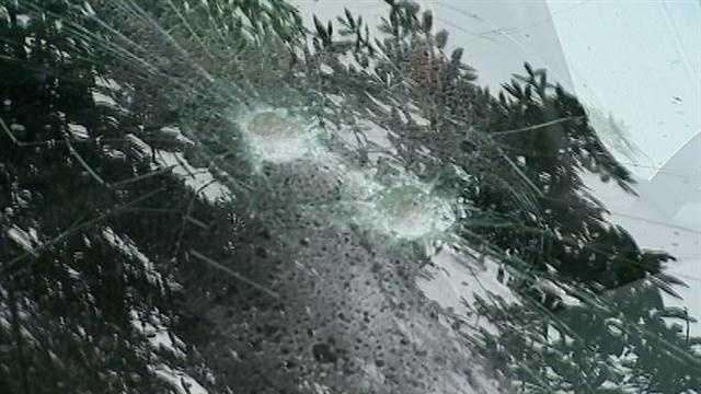 Man throws explosive through window, deputies say