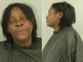 LONDON-SAMPSON, GAIL: Agg Assault With Deadly Weapon