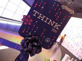 THINK's aim is teach people of all ages about technology's role in human progress.