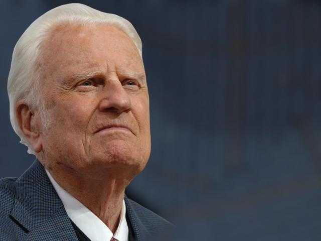 "If Jason could interview anyone, it would be Billy Graham, because ""he's a man of faith that has influence with world-leaders, but still connects with everyday people."""
