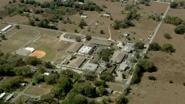South Sumter middle school was locked down Thursday. A student went to the school office saying they saw a small handgun on campus about 9 a.m., according to the Sumter County Sheriff's Office.