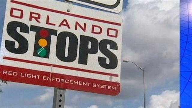 Orlando's red-light camera deal is up but it looks like it will be extended.