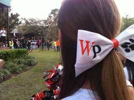 """In the over 80-year history of the school, Winter Park High has won 101 state championships, and the school showed off in style with a """"Parade of Champions"""" in Central Park."""