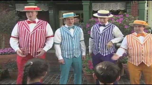 Dapper Dans to perform during Limited Time Magic event
