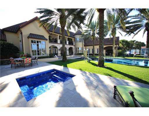 Listed at $6.5 million on Realtor.com, this Winderemere mansion does not disappoint.
