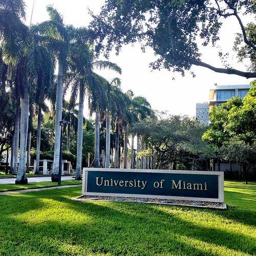 In the Fall of 2012, more than 10,000 students attended the University of Miami.  The private research university has 112 bachelors, 97 masters and 59 doctoral degree programs.