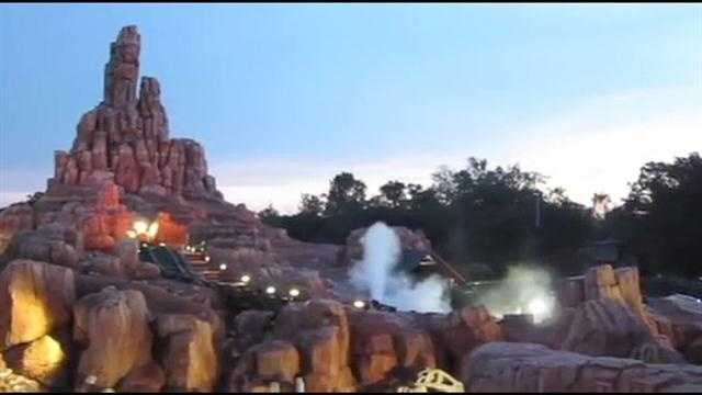 Behind the Scenes: New queue at Big Thunder Mountain Railroad