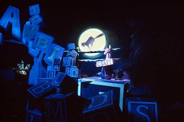 """Guests were introduced to Dreamfinder, Figment and a song called """"One Little Spark."""""""