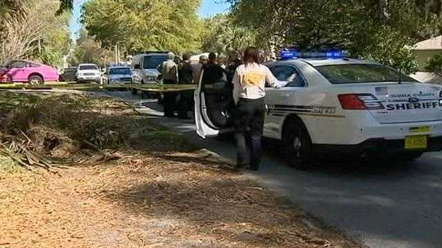 Volusia County Sheriff's Office deputies are looking into the suspicious death of a man near Edgewater.