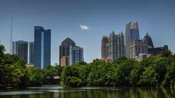 2. Atlanta's discounts also earned the city a travel value index of 100.