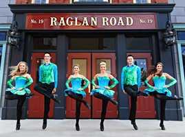 Raglan Road Irish Pub & Restaurant and Pleasure Island kicks off it's annual wearin' of the green party on Friday.