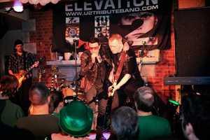 U2 tribute band Elevation