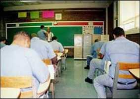 In 2011, 2,930 inmates eared GEDs through academic education within the correctional facilities.
