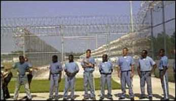 One in every three inmates released returns to prison within three years.