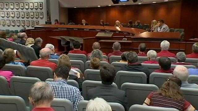 School Board votes for initial approval to allow Gay-Straight Alliance club