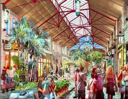 New photos of a Downtown Disney redesign have been leaked, according to Walt Disney World News Today.