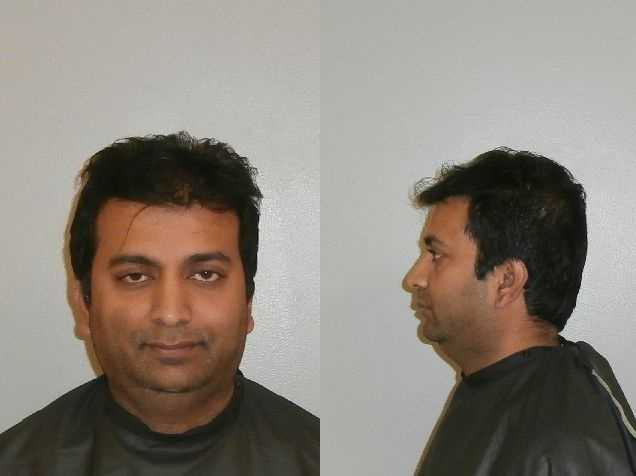 BHARAT PATEL: POSS CONTROLLED SUBSTANCE