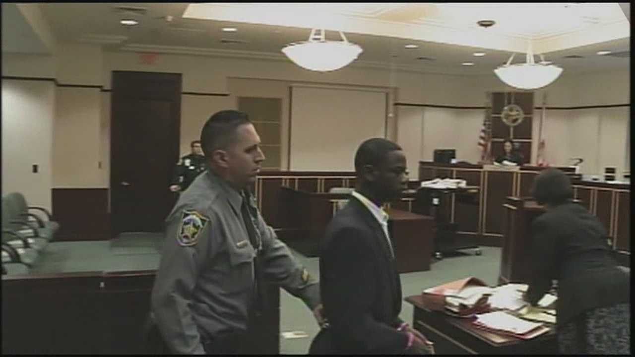 The case against a man accused of injuring a teen in an Orange County shooting is in the hands of a jury.