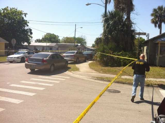 One person is dead after a shooting in Sanford on Thursday afternoon.