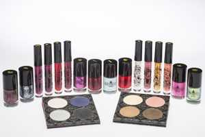 Beautifully Disney will provide a rich color collection for lips, eyes, and nails.