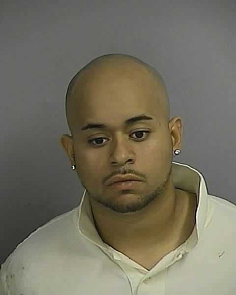 LUIS FRANCISCO: OUT OF COUNTY (FL) WARRANT