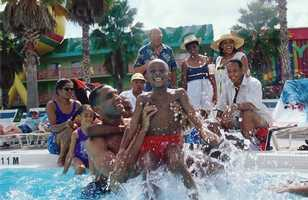 Take a look at some of the fun and interesting pools around the Walt Disney World Resort.