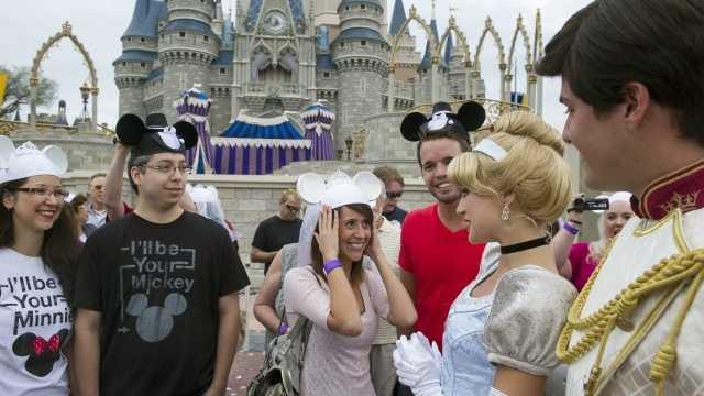 Cinderlla's Castle is the favorite among most fans.
