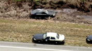 The accident happened on U.S. 192 and Radar Road in Melbourne at about 1:25 p.m.