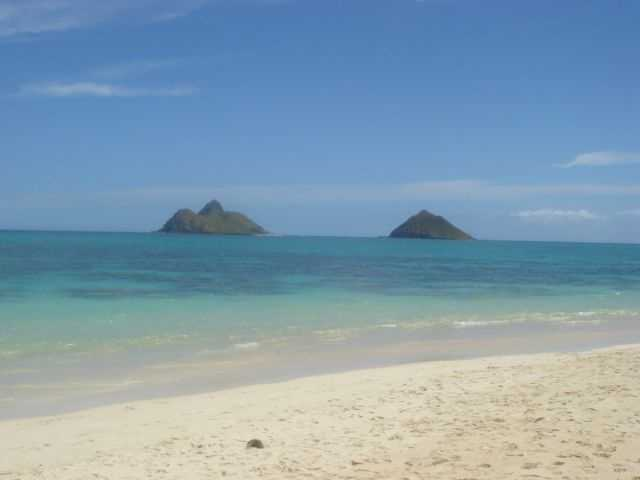 One of the best beaches Aixa has ever visited? Lanikai Beach in Oahu, Hawaii.