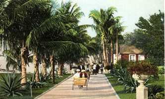 Palm Beach in 1915.