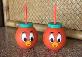 Orange Bird drinks
