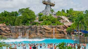 Water Parks: Disney World cools down the sunshine state with Blizzard Beach and Typhoon Lagoon. These parks are just a short drive away from the resorts and offer fun for the whole family.Price: Both Parks- Adult $58, Children 3-9 $50Location: Walt Disney World Resort