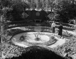 Alfred B. Maclay Gardens State Park (Tallahassee) - 1957