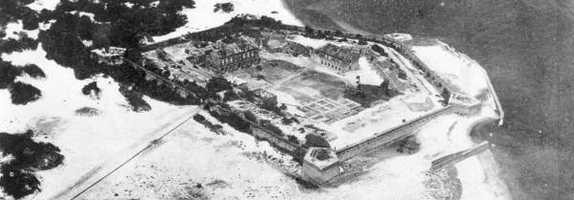 Fort Clinch State Park (Fernandina Beach) - 1939