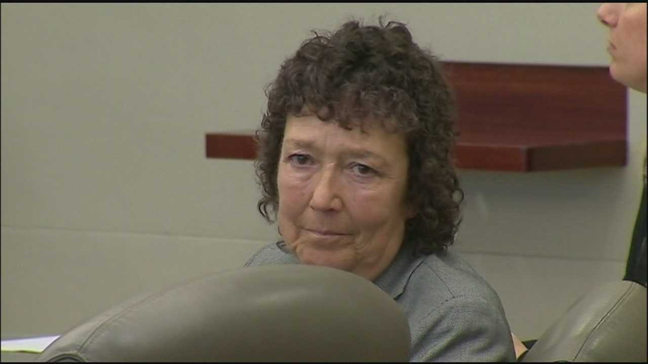 The wife of a Flagler County School Board member will spend time in prison for leaving the scene of a deadly crash.