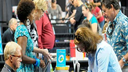 University of Central Florida Book Festival: UCF hosts the 4th annual book festival Saturday. The event features internationally recognized authors and illustrators for all different age groups.