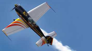 Fun' n Sun International Fly-In & Expo: Runs from April 9 through April 14 offering airshows from 2:30 p.m. to 5:30 p.m. at Lakeland Linder Regional Airport.