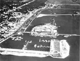 The ballpark opened on June 4, 1914 as the Daytona City Island Ballpark and has been renovated several times since.