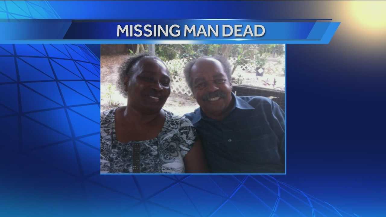 Missing man dead